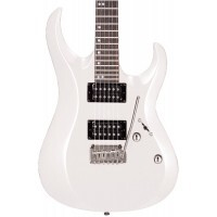 CORT KX5-WP | Guitarra Eléctrica White Pearl