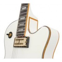 EPIPHONE ETS2PWGB3 | Guitarra Eléctrica Emperor Swingster White Royale
