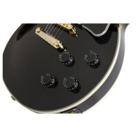 EPIPHONE ENBBEBGH1 |  Guitarra eléctrica Black Beauty Les Paul, Ébano