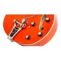EPIPHONE ETS20RCB1 | Guitarra Eléctrica Emperor Swingster Sunrise Orange