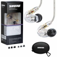 Shure SE215-CL | Auriculares In-Ear Profesionales Sound Isolating™