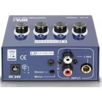 LD SYSTEMS LDHPA4 | Amplificador de auriculares de 4 canales