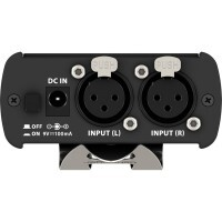 BEHRINGER P1   Amplificador para audífonos monitoreo Personal