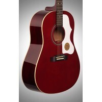 EPIPHONE EAE5WRNH3 | Guitarra acústica 1963 J-45 Wine Red