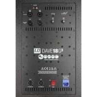 LD SYSTEMS LDDAVE18G3 | Sistema PA activo subwoofer + satélites