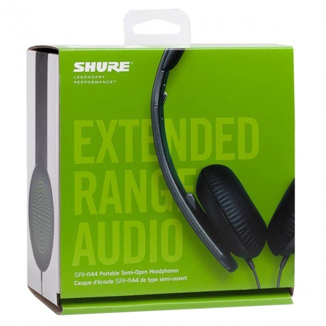 SHURE SRH144   Audífonos semiabiertos