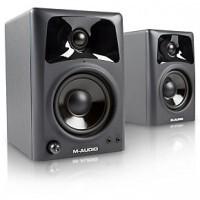 """M-Audio AV42   Monitores activos de escritorio 4"""""""