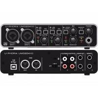 Behringer UMC204HD   Interfaz de Audio USB