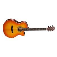 CORT L150F-LVBS | Guitarra Electroacústica Series Luce Light Vintage Burst