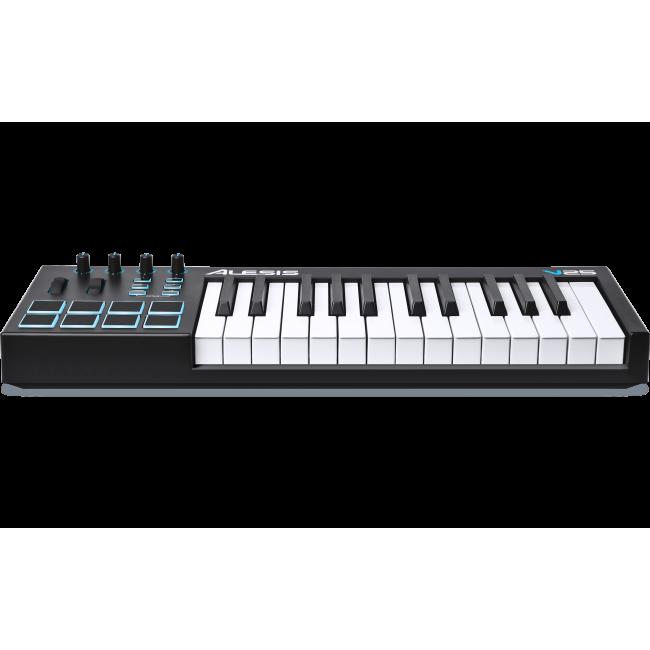 Alesis V25   Controlador de Teclado USB-MIDI de 25 Teclas