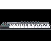 Alesis VI49 | Controlador Avanzado de Teclado USB / MIDI de 49 Teclas