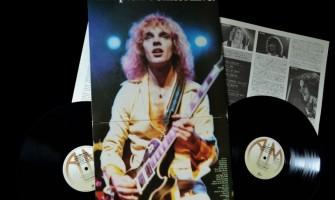 Nueva versión de la Gibson Les Paul Custom de Peter Frampton que estuvo desaparecida más de 30 años