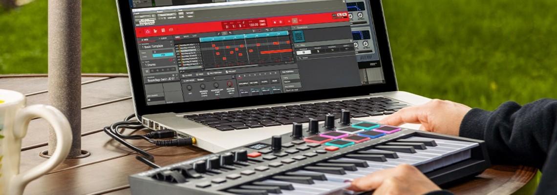 M-Audio anuncia su nueva serie de controladores midi Oxygen Pro