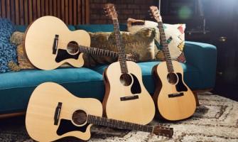 Gibson: Desde el laboratorio Gibson, presentan la colección Gibson Generation Iniciada en 1964, lanzada en 2021 La colección Gibson Generation presenta la exclusiva Gibson Player Port ™