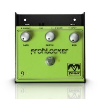 Palmer PEBFRO   Pedal de efectos para bajo Bass Flanger.