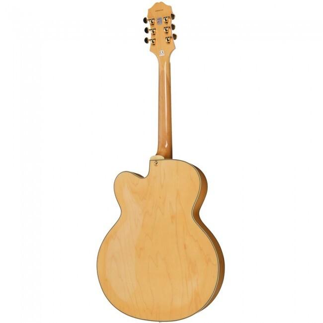 EPIPHONE ETBWNAGH1 | Broadway Guitarra Eléctrica, Natural