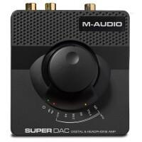 M-Audio SUPERDACII   convertidor digital a analógico USB