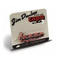 DUNLOP 71-SD | Capo Curvo Para Guitarras de 6 Cuerdas de Acero Curvas o Planas