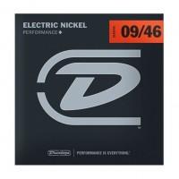DUNLOP 100426 | Cuerdas de Guitarra Electrica de Nickel Calibres 9-46