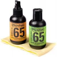 DUNLOP  6501 | Kit de limpieza y pulidor de guitarra