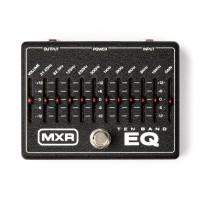 MXR 140363 | Pedal Análogo Ecualizador De Guitarra M108 10 Band