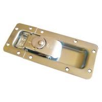 Adam Hall 17202 | Cierre giratorio chico con caja para embutir