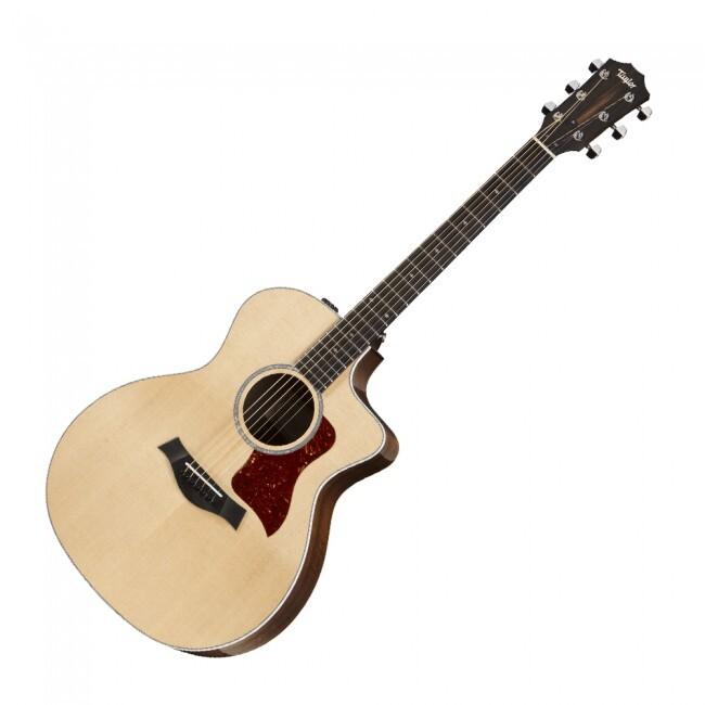 TAYLOR 214CE-CF DLX | Guitarra Electroacústica  Grand Auditorium