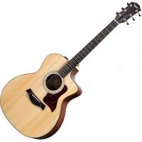 TAYLOR 214CE-PLUS   Guitarra Electroacústica de 6 Cuerdas Natural