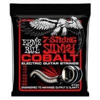 ERNIE BALL 2730 | Cuerdas de Cobalto para Guitarra Eléctrica Calibres 10-62