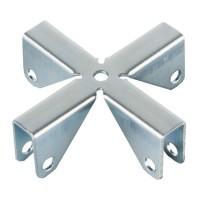 Adam Hall 4291 | Escuadra en forma de cruz 9,2 mm