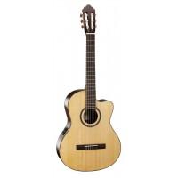 CORT AC160CF-NAT | Guitarra Electroacústica con EQ Natural