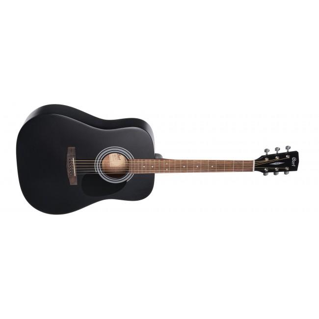 CORT AD810-BKS   Guitarra Acustica Black Satin