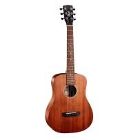 CORT ADMINI-M-OP | Guitarra Acústica Mini de Caoba Solida