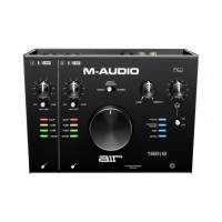 M-AUDIO AIR192X8 | Interfaz USB/MIDI 2x4 con Mic Dual