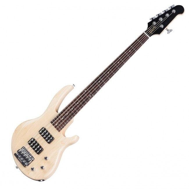 GIBSON BAEB517NSCH1   Bajo Eléctrico New EB Bass 5 String T 2017 Natural Satin