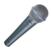 BETA 58A   Micrófono vocal dinámico