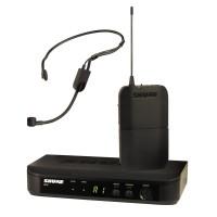 Shure BLX14-P31 | Sistema Inalámbrico con Micrófono de Diadema PGA31