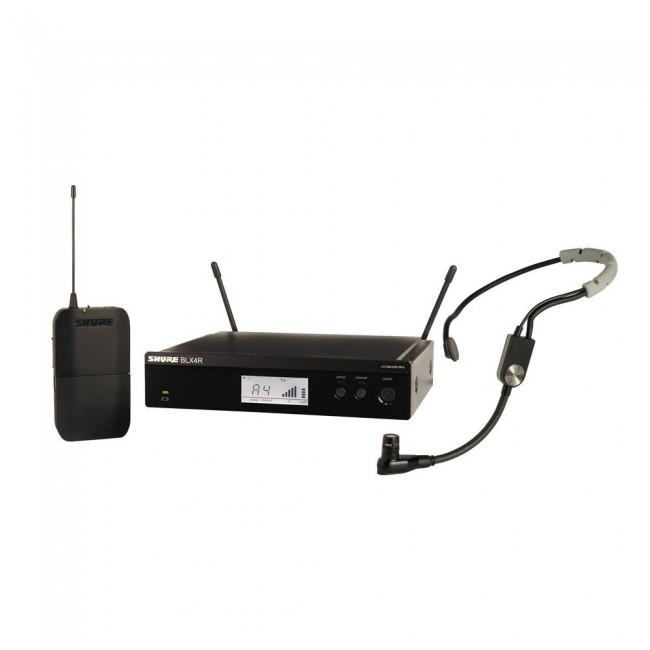 Shure BLX14R-SM35 | Sistema Inalámbrico con Micrófono de Diadema SM35