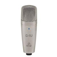 BEHRINGER C1U | Micrófono de Condensador de Estudio USB