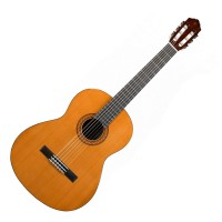 Yamaha C40   Guitarra Clásica Criolla