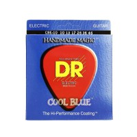 DR Strings CBE-10   Cuerdas azules para Guitarra Eléctrica