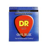 DR Strings CBE-9 | Cuerdas para guitarras eléctricas ligeras