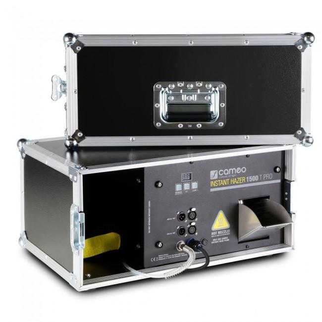 CAMEO CLIH1500TPRO | Máquina de nhumo con flightcase y control por microprocesador