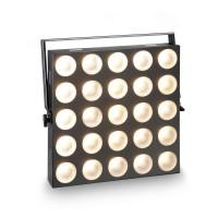 CAMEO CLMP3WW | Panel de matriz 5×5 blanco de 3 watts con control individual de píxeles