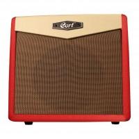 CORT CM15R-DR   Amplificador de 15 Watts para Guitarra Dark Red