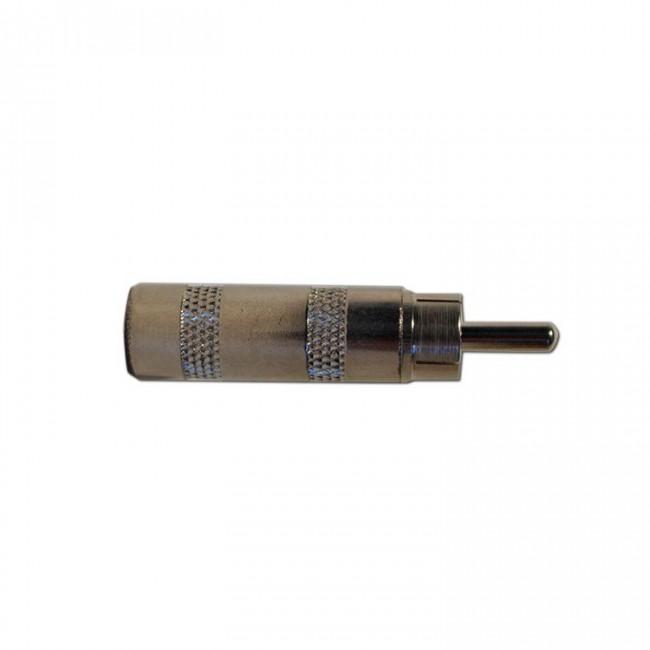 Lion Support CXP-RM | Conector RCA Metalico Para Cable