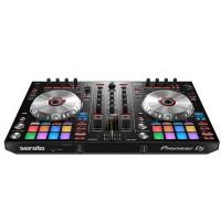 Pioneer DDJ-SR2 | Controlador Portátil de 2 Canales para Serato DJ Pro