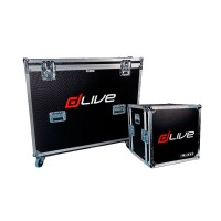 Allen & Heath DL-DM64FC   | Flight Case para DLIVE DM64