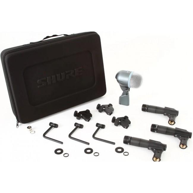 SHURE DMK57-52 | Kit de Micrófonos para Batería