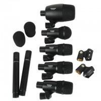 Takstar DMS-7AS | Set de 7 Micrófonos para batería